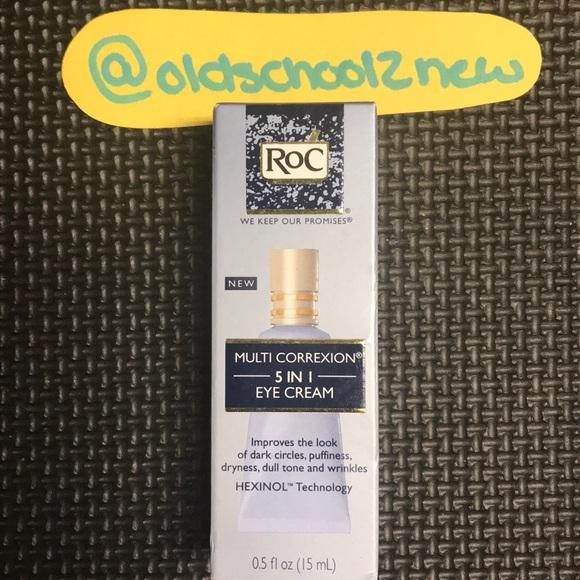 ROC Multi-Correxion 5in1 Eye Cream 👁